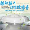 广东沥蓝环保 供应低压防腐低噪风机离心风机玻璃钢负压屋顶风机