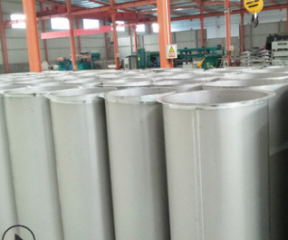 镀锌板风管 厂家定制安装通风管道 不锈钢材质 螺旋风管
