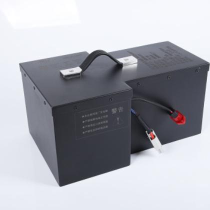 厂商供应 60v40ah 小力鹰款锂电池 外卖电动电瓶车锂电池