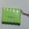 安防系统充电电池组2AH电池防盗系统电池考勤机电池组7.2V电池组