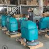 柯英KDC510工业洗地机自动洗地机单擦机全自动洗地车郑州洗地机