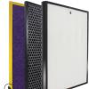 厂家直供适配飞利浦空气净化器AC4083过滤网含加湿滤芯全套滤网