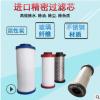 宏日嘉YUKA空压机过滤器 精密过滤芯015 024 035 060 090活性炭芯