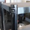 不锈钢货架定制 多功能商超货架 组合式厨房置物架 四层展示架