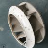 厂家直销离心风机 塑料耐腐蚀叶轮 制药厂化工厂专用风机风轮