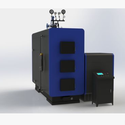 1吨生物质天然气蒸汽发生器锅炉免年检锅炉省去政府手续