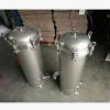 雷杰工厂直供水处理设备 20寸7芯加压弱腐蚀性不锈钢精密过滤器