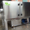 四川水喷淋油烟净化器 厨房油雾净化辅助设备 环保水喷淋净化箱