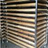 龙眼烘干机热风循环恒温烘箱 电加热烘干房水果 龙眼荔枝烘干设备