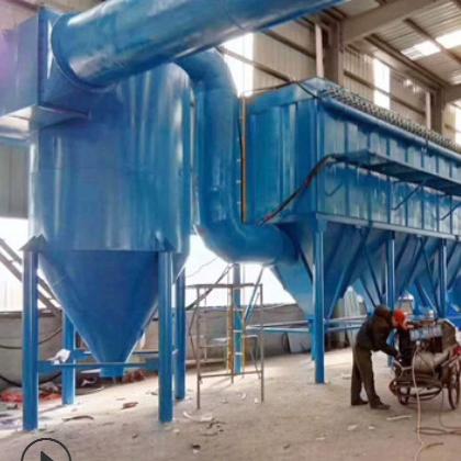厂家直销 布袋除尘设备 单机锅炉脉冲布袋除尘器 支持定做