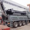 供应轮胎式石料破碎站 一体式移动破碎机 可移动式新型碎石生产线