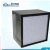 临海直销有隔板高效空气过滤器 耐高温铝框净化过滤器 工业过滤器