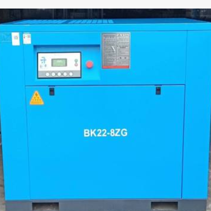 BK22-8G螺杆空压机 开山普瑞阿斯系列机油润滑空压机