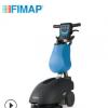 商用洗地机家用商用电动洗地机小型手推式洗地机 菲迈普Genie