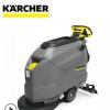 karcher卡赫手推式洗地机 物业保洁商用工业电瓶式洗地机 BD50/50