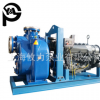应急抢险柴油机防汛水泵 移动柴油机排水泵 柴油机窨井排污泵车