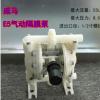 威马versamatic气动隔膜泵 E5PP5T5T9C塑料泵 1/2寸非金属系列