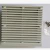 厂家直供散热风扇12038百叶窗 散热风机12038通风过滤网组