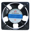 厂家直销XY12038HBL滚珠轴承110V220V380V工业设备交流散热风扇