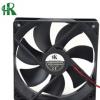 厂家供应高品质12025双滚珠直流风扇电脑机箱电源风扇含油风扇