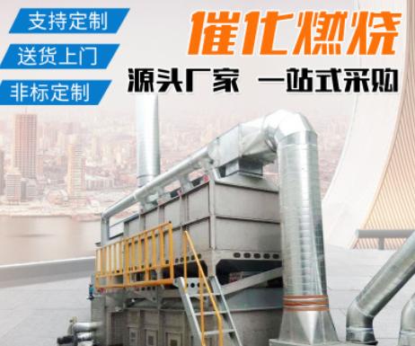 山东供应可定制催化燃烧废气处理设备 喷漆车间设备RCO催化燃烧