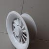 厂家铝合金温控旋流风口 电动调节中央空调出风口 圆形旋流新风口