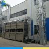 光氧催化橡胶厂废气处理设备 uv光解除臭咸阳化工厂废气净化设备