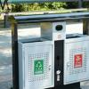 户外垃圾桶果皮箱不锈钢环保小区分类垃圾箱室外环卫垃圾桶厂家