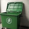 全新660升塑料垃圾桶深圳带轮子垃圾桶 郑州街道1100升环卫垃圾桶