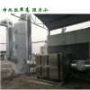 可定制订制PP喷淋塔酸雾净化装置旋流塔