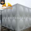 玻璃钢消防水箱 SMC方形组合模压水箱 工程蓄水保温拼装水箱厂家