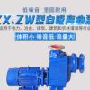 百亿厂家 卧式ZX,ZW型自吸无堵塞排污泵 自吸离心泵 噪音低大流量