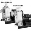 zw-s不锈钢污水泵不阻塞 厂家直销自吸式耐高温污水污物排污泵