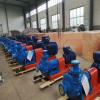 河北渣浆泵厂家 65ZJ-Ⅰ-A30矿用耐磨合金杂质泵 排污抽沙泵