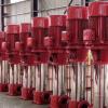 XBD多级消防泵GDL立式多级管道离心泵高楼层高压力临时供水增压泵