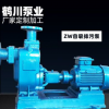 厂家批发不锈钢ZW自吸式排污泵 工业污水化工自吸泵 清水自吸泵