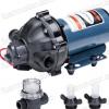 出口欧美高压力大流量房车游艇清洗水泵12V24V直流增压隔膜泵
