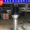 不锈钢多级补水泵CDLF2-150立式不锈钢冲压泵 山东青岛不锈钢泵