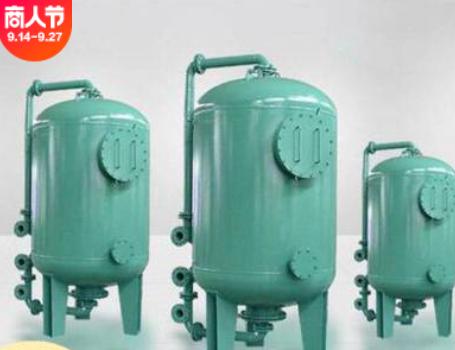 君浩地下水除铁锰设备厂家 小型井水除氟过滤器 除铁锰水处理设备