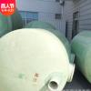 直销玻璃钢化粪池10立方农村家用玻璃钢化粪池成套污水处理设备