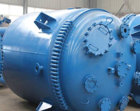 厂家直销优质二手反应釜 高温高压反应釜 二手5吨搪瓷反应釜特价