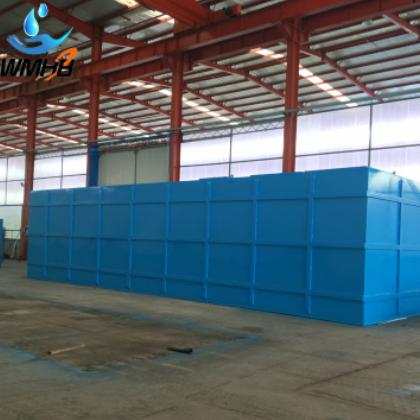 威铭专业生产生活废水污水排放设备 餐具消毒清洗废水处理设备