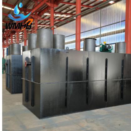 厂家定制 地埋式一体化 养殖业污水处理设备 养殖场污水处理设备