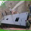 公共厕所污水处理设备 生活污水处理设备 一体化污水处理设备定制
