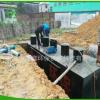 地埋式一体化污水处理设备 一体化生活污水处理设备-厂家直销
