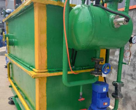 厂家直销溶气气浮机 浅层沉淀过滤气浮装置 印染污水处理工程设备