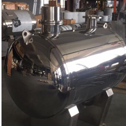 温州直供 工业专用 不锈钢稳流罐 卧式无负压罐 衬氟防腐