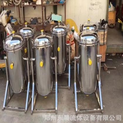 厂家供应中效袋式过滤器不锈钢过滤器 管道过滤器 酒精过滤器