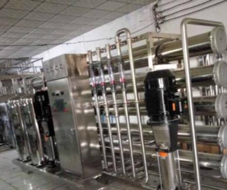 直销高级水处理 去离子纯水机 工业水处理设备 单级水处理设备