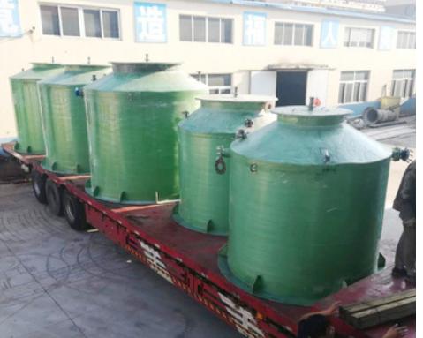 玻璃钢生活污水处理设备专业定制 售后服务好 污水处理
